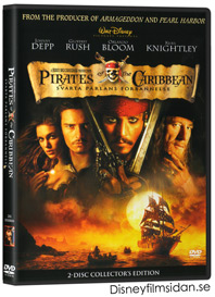 Pirates of the Caribbean - Svarta pärlans förbannelse