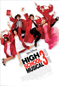 High School Musical 3 - Sista året