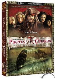 Pirates of the Caribbean - Vid världens ände