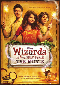 Magi på Waverly Place - The Movie